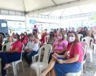 Educação promove roda de conversa sobre o câncer de mama