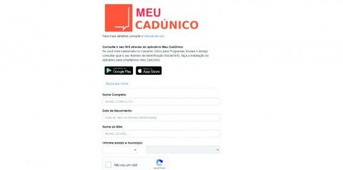 Maceió: Usuários do CadÚnico podem obter informações do serviço pela internet e aplicativo