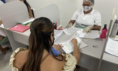 Em seis meses, CadÚnico registra quase nove mil novos beneficiários em Maceió