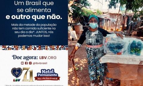 Famílias que nada tem e sofrem para sobreviver em meio à pandemia com o desemprego e a alta nos preços dos alimentos