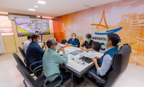 Prefeito JHC anuncia construção de novo bairro sustentável com 1.500 imóveis no Cidade Universitária