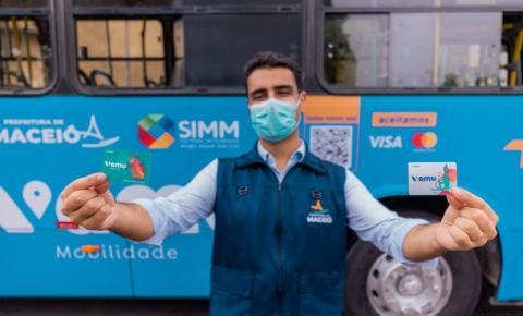 Prefeito JHC lança novo sistema digital de passagem de ônibus em Maceió