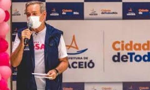 Prefeitura de Maceió inicia atividades da campanha Outubro Rosa