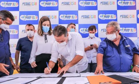 MAIS CRECHE CRIA: GOVERNO DE AL INVESTE R$ 4,7 MILHÕES NA PRIMEIRA INFÂNCIA EM PARIPUEIRA