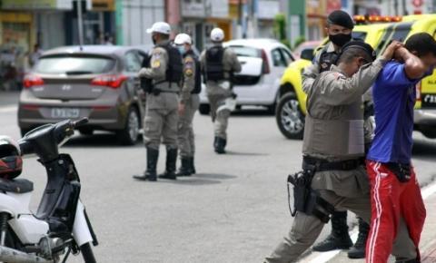 Mês de abril registra o menor número de homicídios dos últimos 12 anos em Alagoas