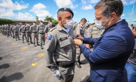 Estado forma 811 praças e anuncia edital para novo concurso da Polícia Militar