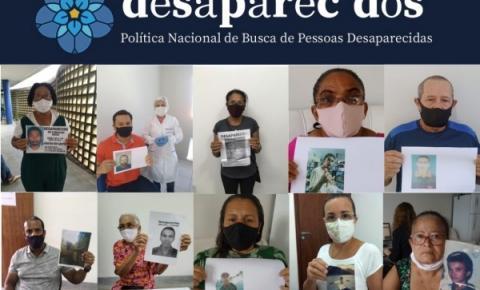 Alagoas é destaque em semana de coletas de DNA em famílias de pessoas desaparecidas