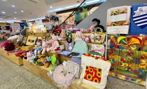 Economia Solidária ganha ponto de comercialização no Maceió Shopping